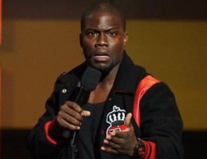 Kevin Hart keeps 'em laughing at the BET Awards Getty Images