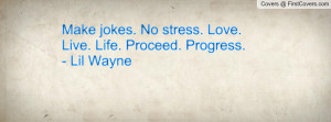No Stress Quotes