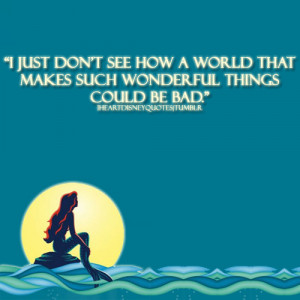 Tumblr dedicated to all those amazing Disney quotes that hold a ...