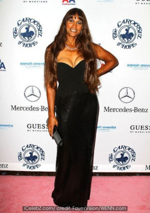 ... Carousel Of Hope Ball held at The Beverly Hilton hotel - Arrivals