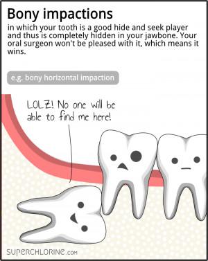 wisdom teeth funny quotes