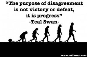 Disagreement Quote