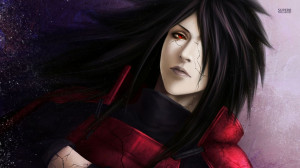 Madara Uchiha - Naruto wallpaper 1366x768