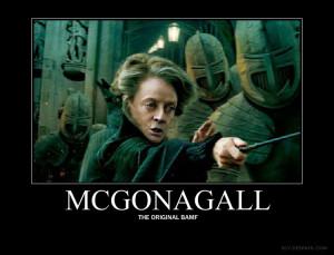 mcgonagall makeup how to