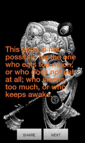 View bigger - Bhagavad Gita Quotes for Android screenshot