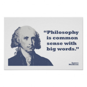 Madison - Philosophy Print