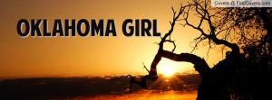 Oklahoma Girl Profile Facebook Covers