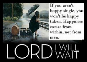 will wait