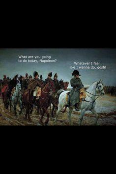 Napoleon Bonaparte Dynamite More