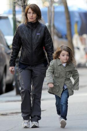 tina fey s daughter alice on treating oprah tina fey s daughter alice ...