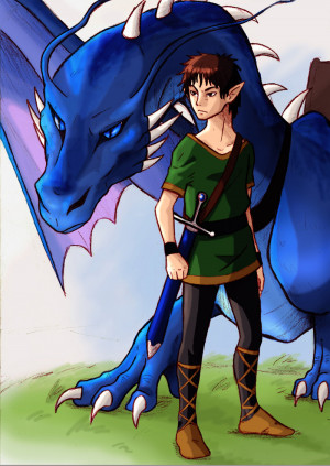 Eragon And Saphira Jejehyrtu