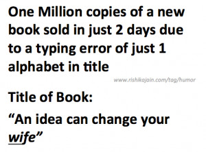 One Million copies of a new book sold in just 2 days due to a typing ...