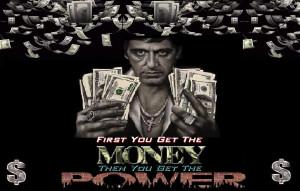 money power respect Image