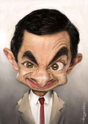 VH Mr.-Bean-Extremely-Funny-Caricature