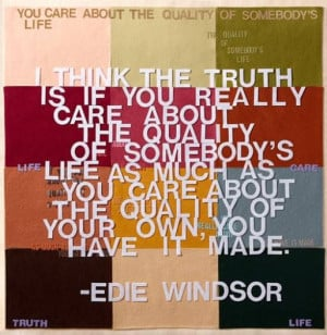 Edie Windsor - Time magazine' Person of the year 2013