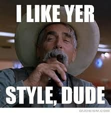 Favorite 'The Big Lebowski quotes.