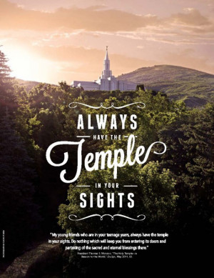 Tagged as: LDS temples , Mormon temples , New Era , youth