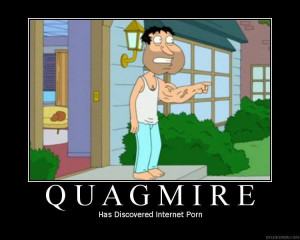 When Quagmire Discovered Internet Porn: Family Guy