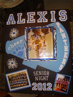 Volleyball Poster Ideas Senior Night Senior night poster!