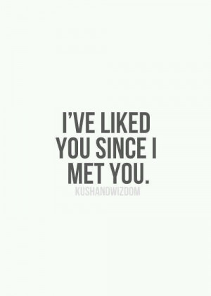 Funny I Think I Love You Quotes : Quotes About Crushes That Dont Like You. QuotesGram