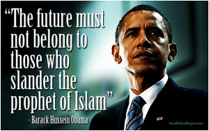 40 Alarming Quotes by Obama on Islam and Christianity