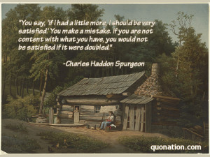 Charles Haddon Spurgeon Quote