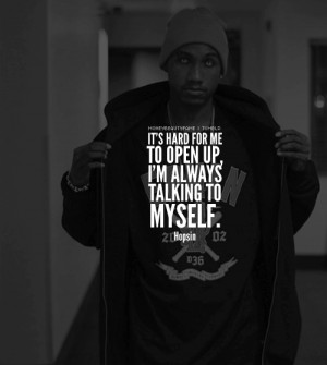 Hopsin Quotes About Girls