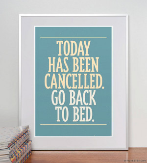 ... . Go back to bed. Bathroom Decor. Bathroom Print. Funny Quote