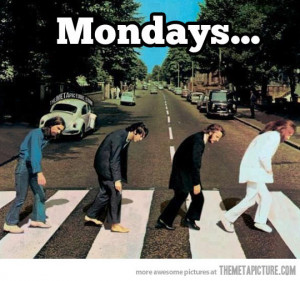 ... definitely time for a healthy dose of Two Roads Monday Blues Remedy