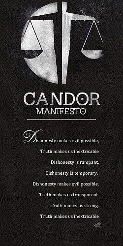 Divergent Candor Quotes. QuotesGram  Divergent Cando...