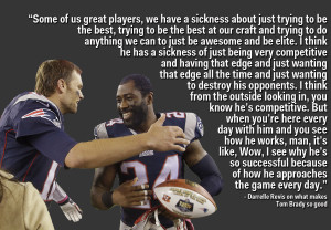 Teammate Describes The Trait That Makes Tom Brady So Great
