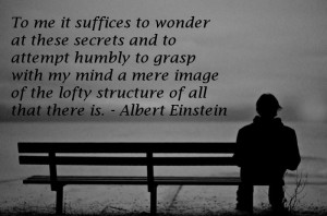 DEEP THOUGHTS: Confusing quotes that will get you thinking