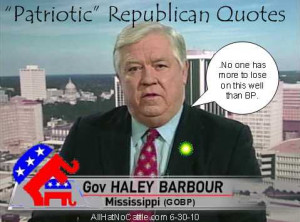 Mississippi Governor 'Shocked' By Coast Guard's Gulf Spill ...