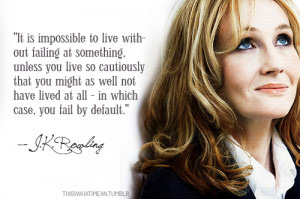 ... that show us what we truly are far more than our abilities j k rowling