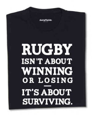 Rugby Quotes