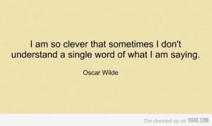 Happy Deathday, Oscar Wilde « Read Less