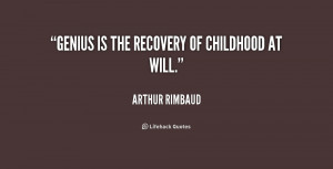 Quotes by Arthur Rimbaud