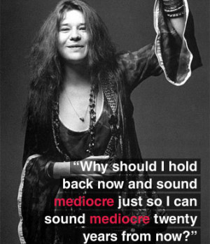 Janis Joplin was an American singer-songwriter who first rose to fame ...