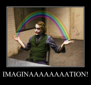 The Joker Quotes Funny...
