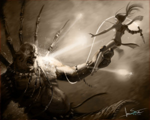 The Fantasy Art James Wolf
