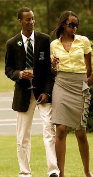 President Kagame is married to Jeanette Nyiramongi their were blessed ...