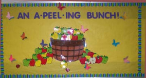 Beginning of School Year and Autumn Display Boards