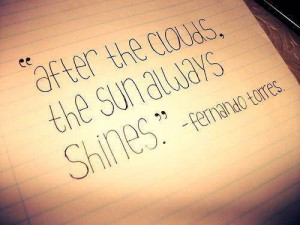 ... for this image include: shine, sun, fernando torres, clouds and