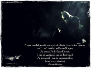 ... Quotes Wallpaper , Batman Quotes Tumblr , Batman Quotes Inspirational