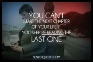 Put the past behind you
