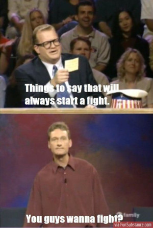 Whose Line is it Anyway Funny Quotes Whose Line is it Anyway