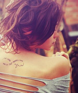 ... latest upper back short tattoos quotes tattoos download upper back