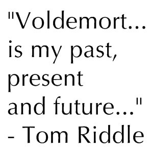 Quote by Tom Riddle - Harry Potter and the Chamber of Secrets