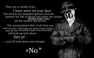 Watchmen Quotes Wallpaper 1440x900 Watchmen, Quotes, Rorschach ...