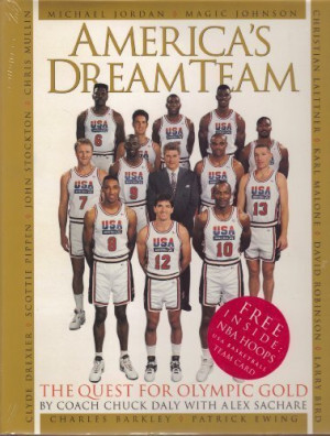 America's Dream Team: The 1992 USA Basketball Team